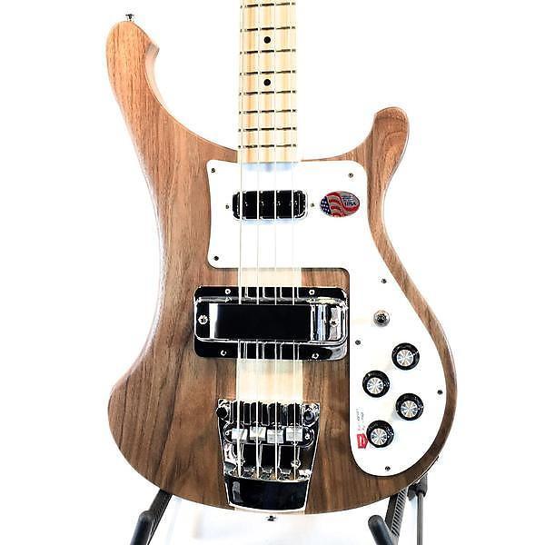 Custom Rickenbacker Model 4003-SW Electric Bass #1 image
