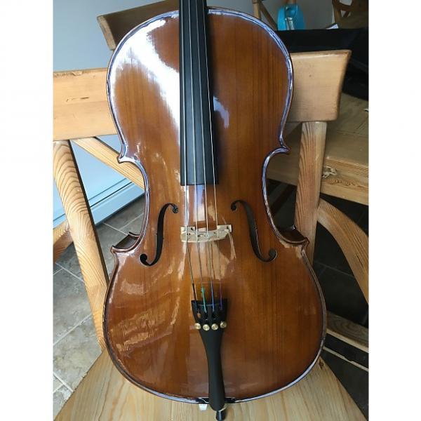 Custom Cremona SC-100 Premier Novice 1/8 Cello 2012 #1 image