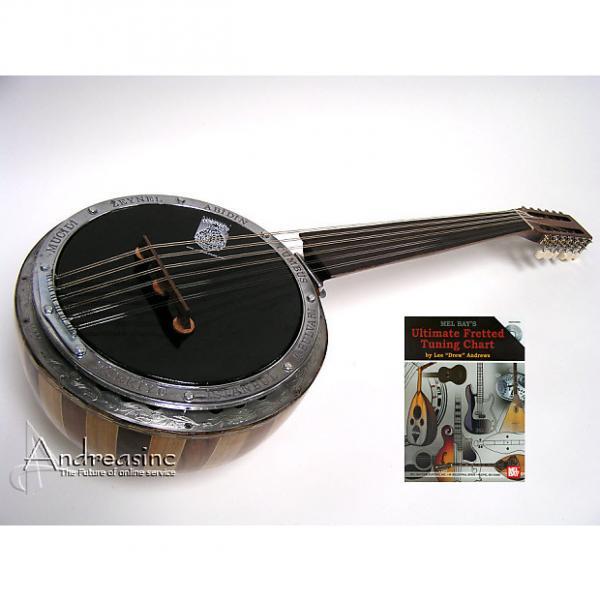 Custom Cumbus Extra w/ Soft Case & Free CD & Tuning Chart #1 image