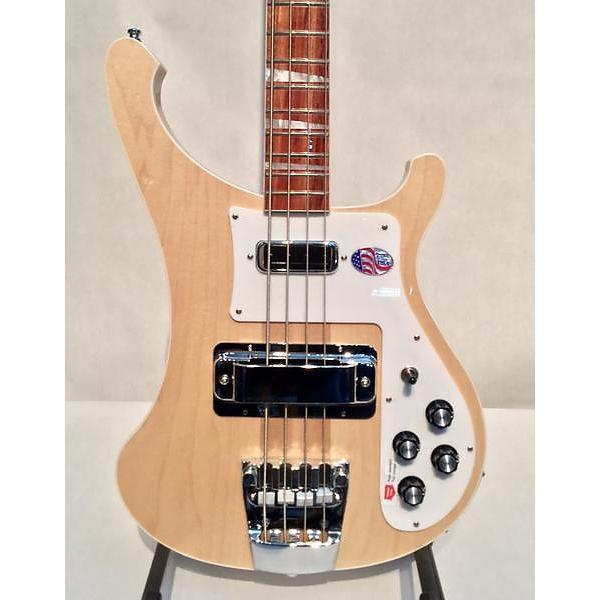 Custom Rickenbacker Model 4003 Electric Bass #1 image