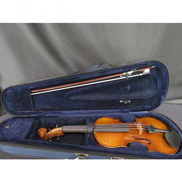 Custom Carlo Robelli P108 1/2 Size Violin W/ Case And Bow #1 image
