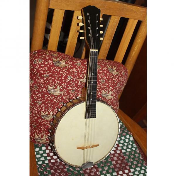 Custom Rare Fairbanks/Vega Little Wonder Mandolin Banjo 1923 Still in Off the shelf Original Condition!WOW #1 image