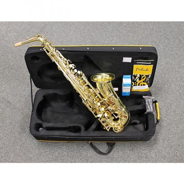 Custom Selmer Prelude Alto Saxophone AS711 Outfit #1 image