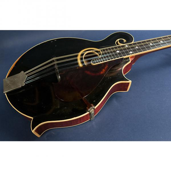 Custom Gibson F-4 1914 Black #1 image