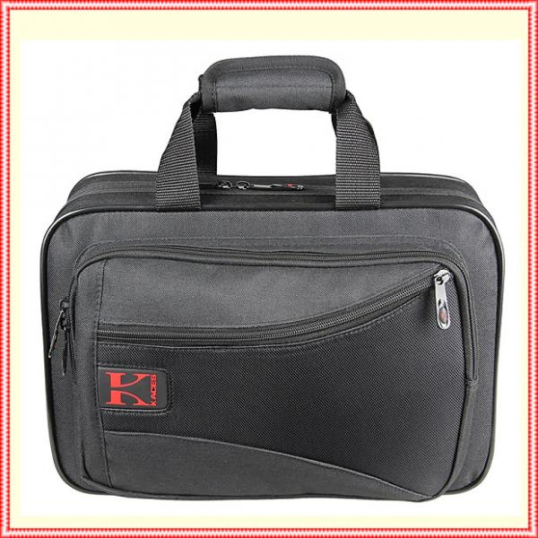 Custom Kaces KBF-CL1 Polyfoam Lightweight Hardshell Clarinet Case #1 image