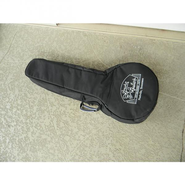 Custom Levy's EM 50 Banjo Gig Bag Near Mint Levy's Banjo Gig Bag Fits 5 String Resonator Banjos #1 image