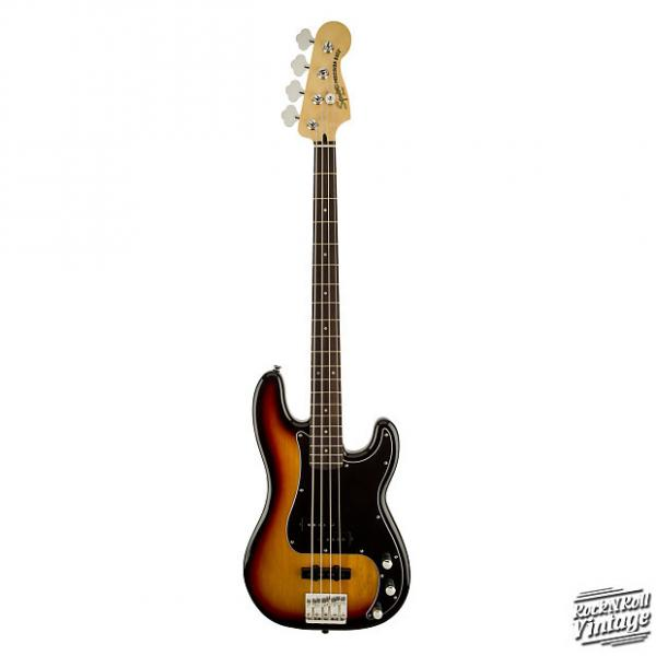 Custom Squier Vintage Modified Precision Bass PJ Three Color Sunburst #1 image