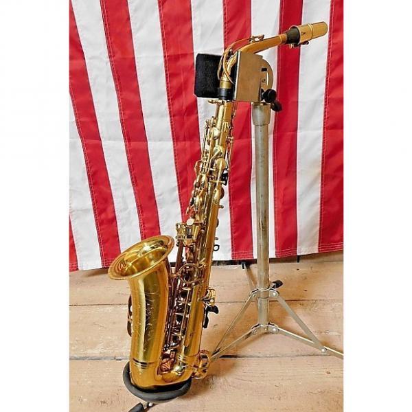 Custom 2001 Selmer AS110 Professional Alto Sax w / Case Made In USA! #1 image