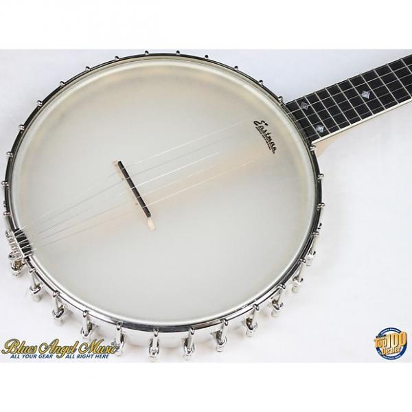 Custom Eastman EBJ-WL1 Open Back Banjo w/HSC, Gorgeous Looks & Tone, NEW! #28747 #1 image