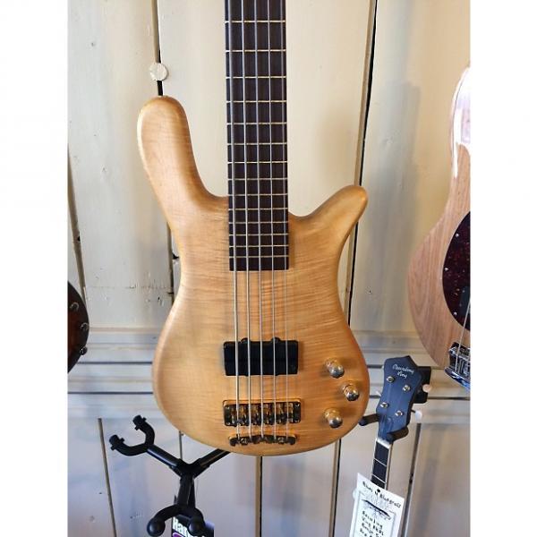 Custom Warwick Streamer Pro M 5 String Bass #1 image