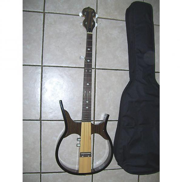 Custom Electric Banjo, 5 string with case #1 image