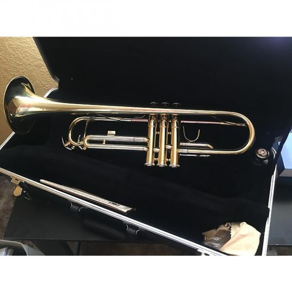 Custom 2014 Olds brass trumpet #1 image