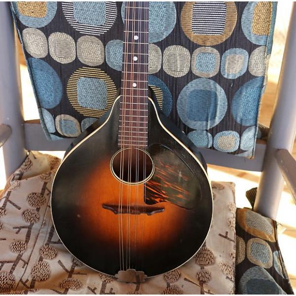Custom Kalamazoo KM11 Mandolin 1930's Sunburst #1 image