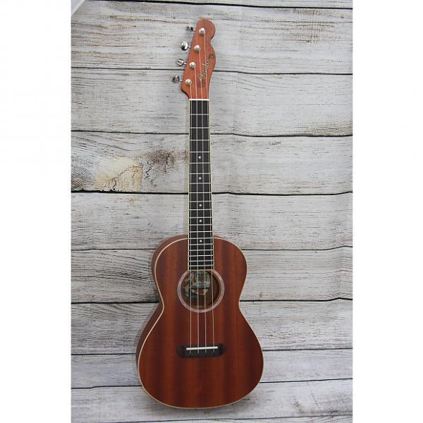 Custom Fender Hau'oli Tenor Ukulele w/ bag #1 image
