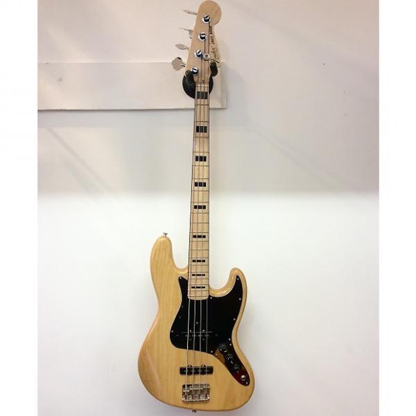 Custom Fender '76 Reissue Jazz Bass America Natural #1 image