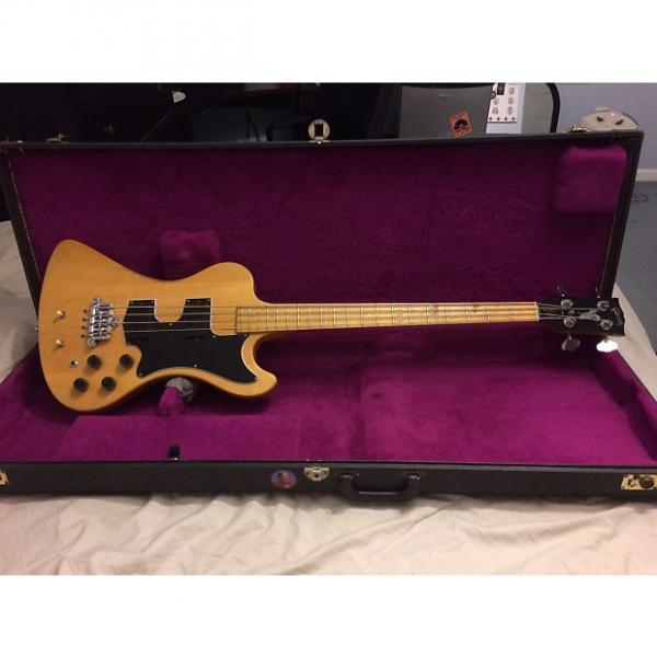 Custom Gibson RD Artist Bass 1978 Natural #1 image