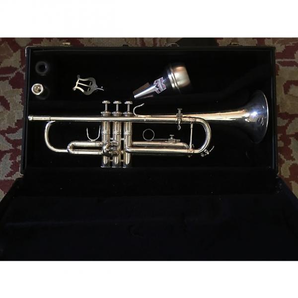 Custom Bach TR200 Silver Trumpet #1 image