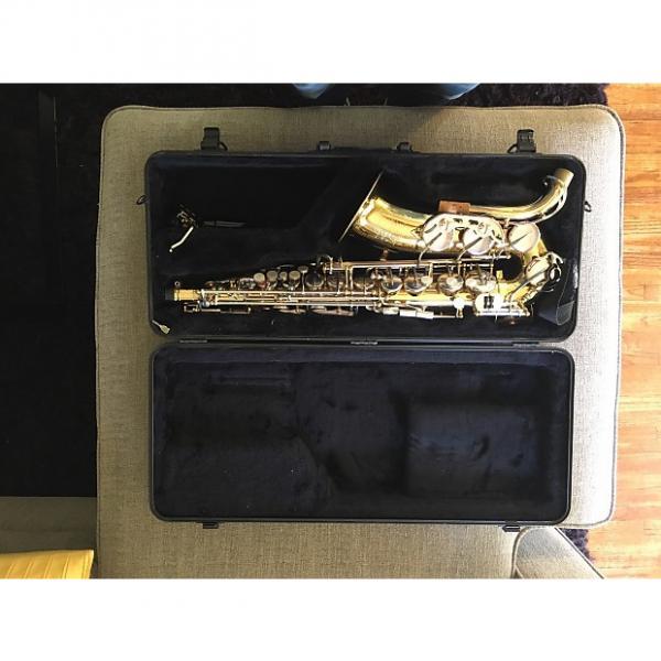 Custom Conn Alto Saxophone 24M #1 image