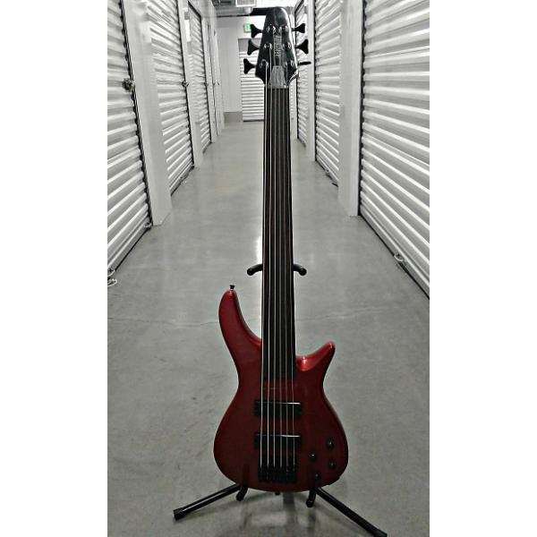 Custom Berkeley 6-string fretless #1 image