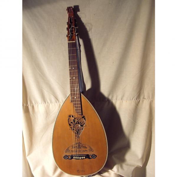 "Custom Glockenklang Luth "" Laute "" Marke Dom Glocke 1920-1930 #1 image"