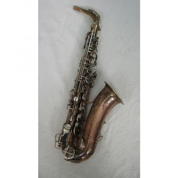 "Custom Martin Committee I ""Searchlight"" Alto Saxophone 1938 #1 image"
