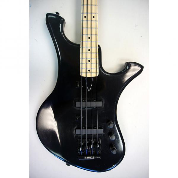 Custom Artisan Bass Works - Fidelity Series - 4-String Bass #1 image