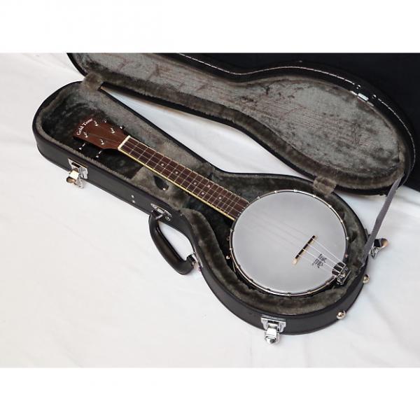 Custom GOLD TONE BUC Concert BANJOLELE Banjo Ukulele w/ Hard Case - NEW #1 image
