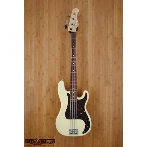 Custom Sadoswky Metro P4 Bass Olympic White #1 image
