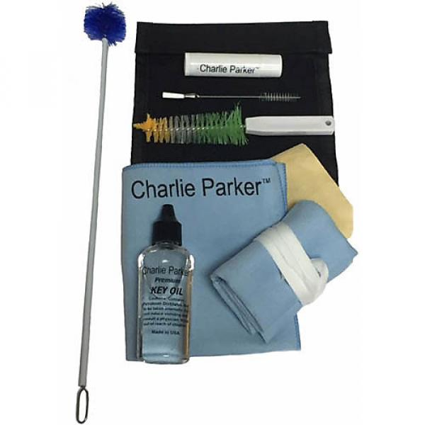 Custom Charlie Parker Paramount Series Alto Saxophone Care & Cleaning Kit #1 image