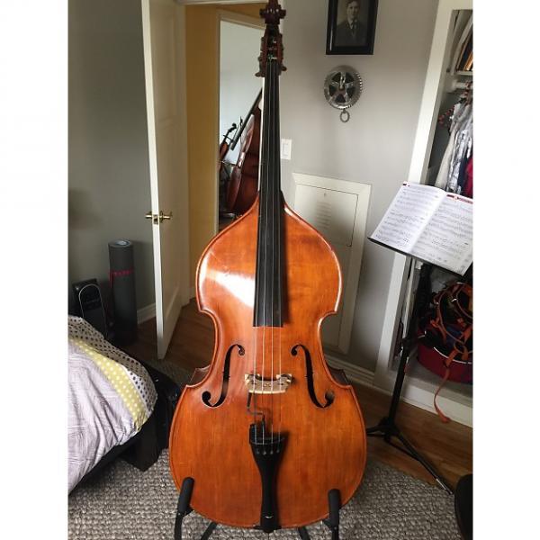 Custom Emanuel Wilfer Upright Bass. Gamba 1992 #1 image