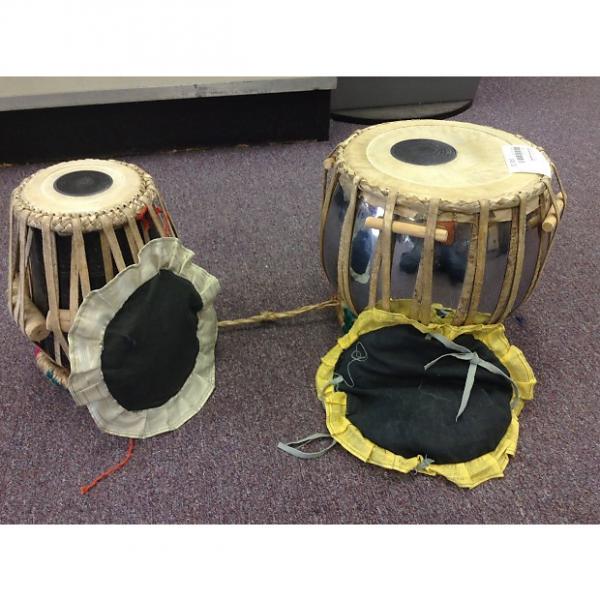 Custom Tabla Drum Set #1 image
