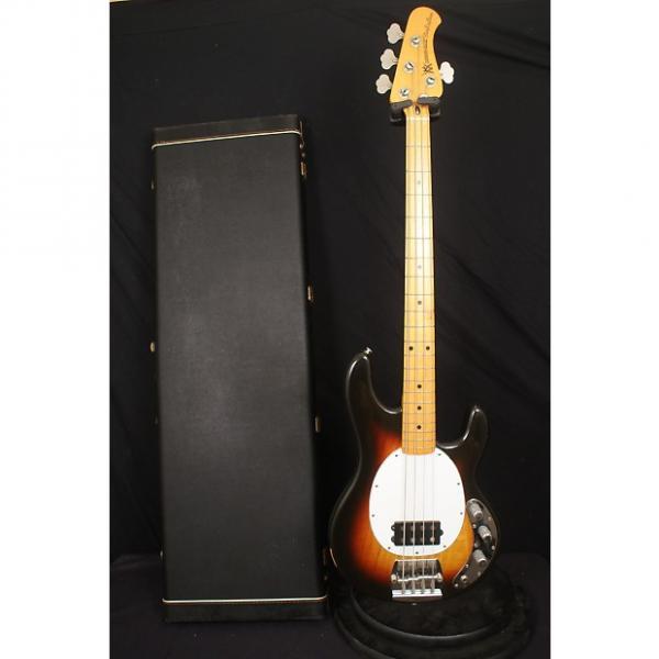 Custom 1976 Pre Ernie Ball Music Man Stingray bass guitar Fender era +original hardshell case w/ case key! #1 image