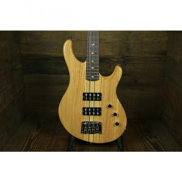 Custom Paul Reed Smith SE Kingfisher Bass Natural #1 image