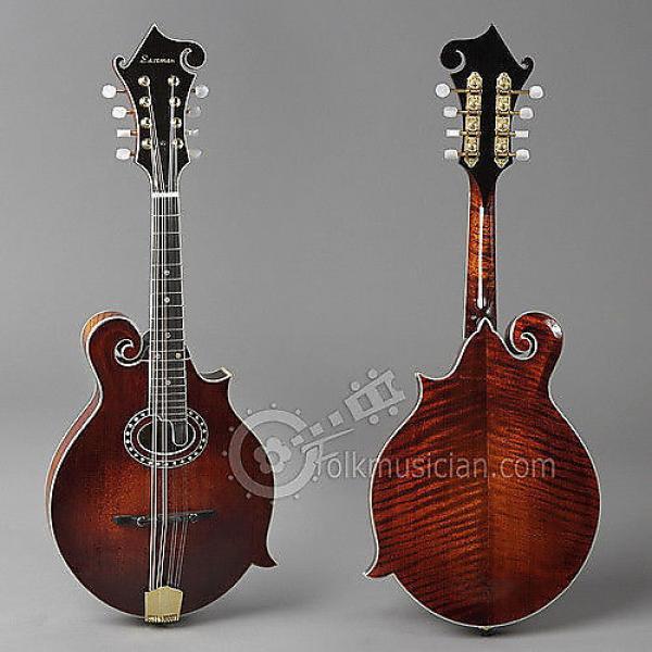 Custom Eastman 814 F4 Mandolin #1 image