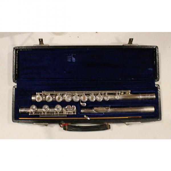 Custom Artley The Wilkins Model Flute - Open Hole/B Foot #1 image