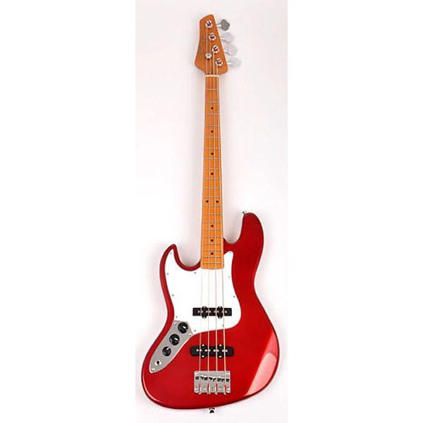 "Custom SX Ursa 2 LT MN CAR Left Handed Medium (32"") Scale Bass Guitar #1 image"