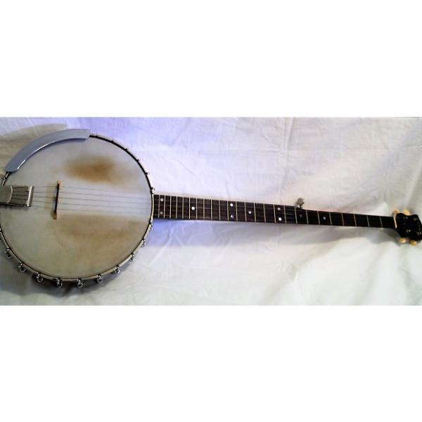 Custom Vega Folklore 5 String Long Neck Banjo 1964-65 #1 image