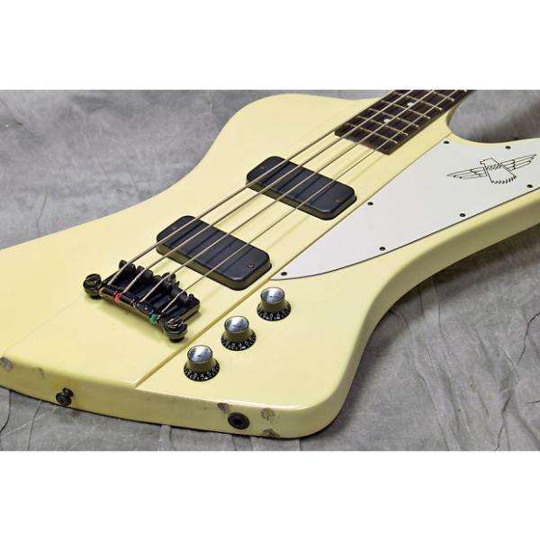 Custom Gibson USA Thunderbird IV Classic White #1 image