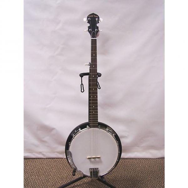Custom Gold Tone CC-BG Banjo Package- B-Stock Sale #1 image