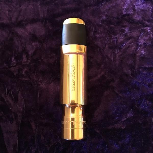 "Custom Otto Link Florida No USA 7* tenor saxophone mouthpiece in original condition ""Minty"" #1 image"