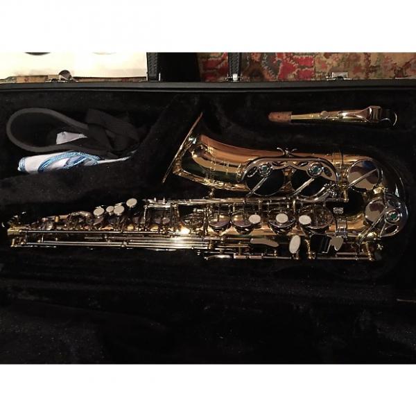Custom Selmer Aristocrat AS600 2011 Brass #1 image