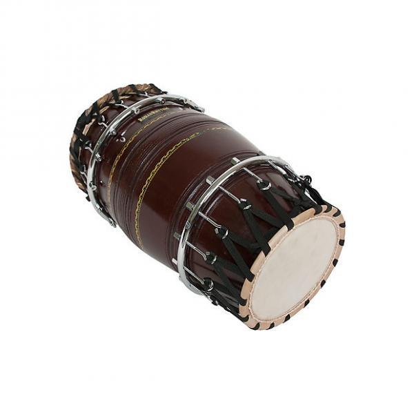 Custom RohanRhythm Dholak Mumbai Style Nut and Bolt Tuning Gig bag #1 image
