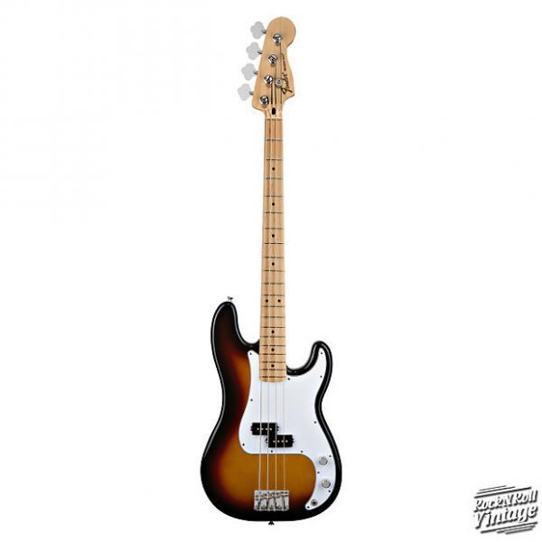 Custom Fender Standard Precision Bass Brown Sunburst / Maple #1 image