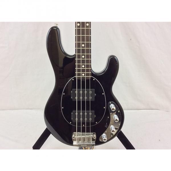 Custom Ernie Ball Music Man Sting Ray HH Four Bass Guitar #1 image