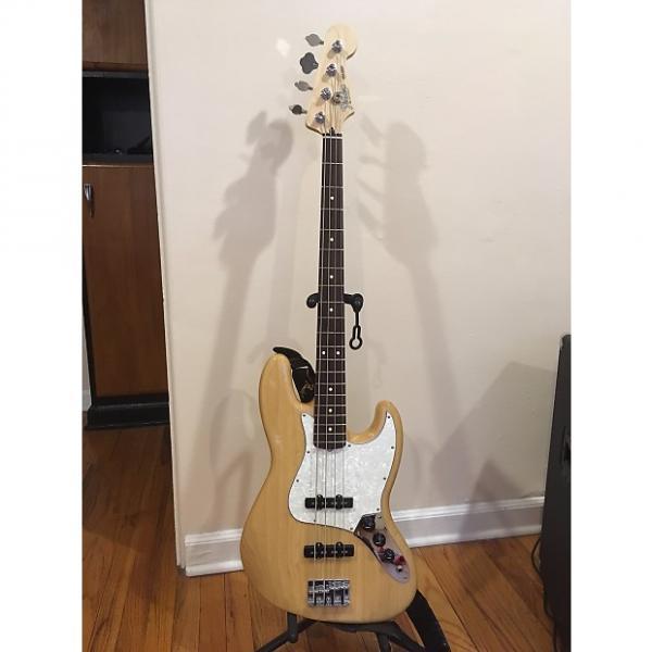 Custom Fender Jazz Bass Natural Ash #1 image