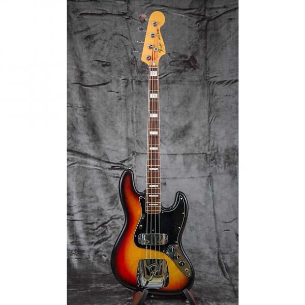Custom 1978 Fender Jazz Bass #1 image