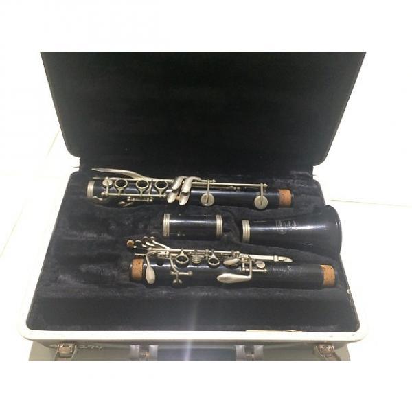 Custom Selmer Bundy resonite clarinet #1 image