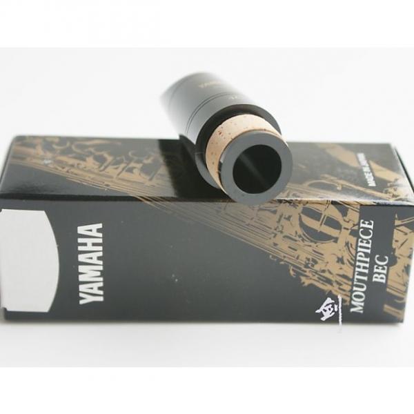 Custom Yamaha CL-4C Clarinet Mouthpiece  Black #1 image