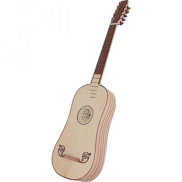 "Custom Roosebeck 39"" Baroque Guitar 5 Course THEATRICAL PROP #1 image"