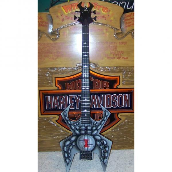 Custom BC Rich Widow 1999 USA Bass #1 image